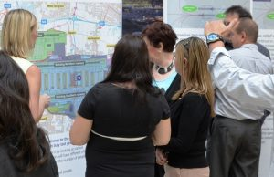 Consultation on building project
